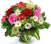 je vous offre ce bouquet